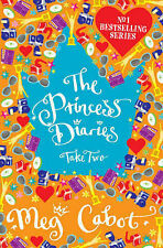 The Princess Diaries: Take Two by Meg Cabot (Paperback, 2001) - must see & Read