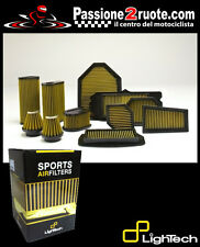 Filtro aria sportivo moto racing air filter Lightech Yamaha Tmax T-max 2001-2007