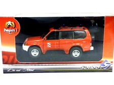 Solido Pompiers-Fire Diecast Metal 150107 Toyota Land Cruiser