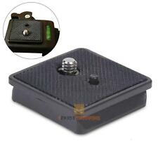 Professional Quick Release QR Plate for Weifeng Tripod 330A E147 Black