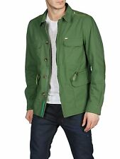 DIESEL JARMATOCER MILITARY GREEN JACKET SIZE M 100% AUTHENTIC