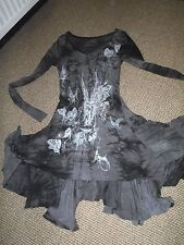 Stunning  All Saints Titania Fairy Dress  Size 10 (8) Excellent Condition