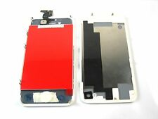 NEW LCD Display+Touch Screen+Home Button+Back Cover For IPhone 4S~BIANCA