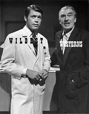 CHAD EVERETT rare WALTER PIDGEON photo MEDICAL CENTER