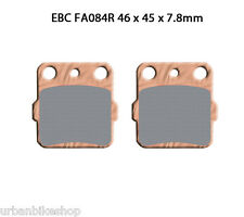 EBC Front Brake Pad Set FA084R For Honda HM (Italy) CR85 R/R2 03-07