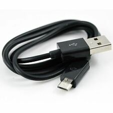 Black 3FT USB Data Sync Charger Cable Cord For LG Google Nexus 5 Samsung Galaxy
