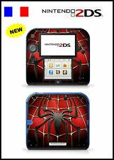 SKIN STICKER AUTOCOLLANT DECO POUR NINTENDO 2DS REF 62 SPIDERMAN