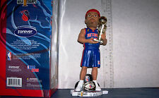 2004 RASHEED WALLACE 10 INCH CHAMPIONSHIP TROPHY/RING BOBBLEHEAD DETROIT PISTONS