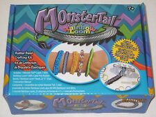 Monster Tail Rainbow Loom KIT - Make Rubber Band Bracelets, Jewelry, Arts&Crafts
