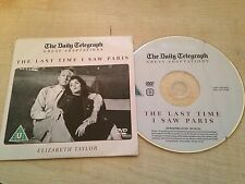 THE LAST TIME I SAW PARIS Great Adaptations Starring Elizabeth Taylor DVD