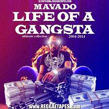 MAVADO LIFE OF A GANGSTER ULTIMATE COLLECTION MIX CD