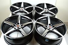 17 Drift Wheels Rims Nitro Eclipse Escape Legend TSX Element Civic Camry 5x114.3