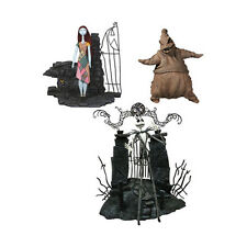 Serie 1 Assortiment 3 Figurines Nightmare Before Christmas Etrange Noël Mr Jack