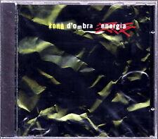 ZONA D'OMBRA - Energia (1997) CD Italy Fuori Catalogo SIGILLATO Very RARE