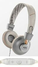 House Of Marley Positive Vibration DUBWISE On-Ear Headphones 3 Button Mic Remote