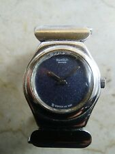 "orologio swatch IRONY LADY LADY modello""SERPENT'S TALE""YSS120H  anno 2001 USATO"