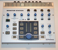 Presonus Monitor Station Desktop Studio Control Center / Switcher