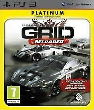 Race Driver: Grid (Sony PlayStation 3, 2008) - European Version