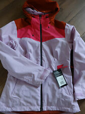 Helly Hansen W Zera outdoor tech hooded pale pink jacket size M new with tags