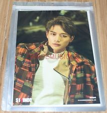 SHINee 1and1 1 and 1 SMTOWN COEX Artium SUM OFFICIAL GOODS MINHO A4 SIZE PHOTO