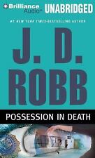 In Death: Possession in Death by J. D. Robb (2014, MP3 CD, Unabridged)
