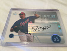 2004 Upper Deck Diamond Collection Pro Sigs Joey Eischen Expos autograph