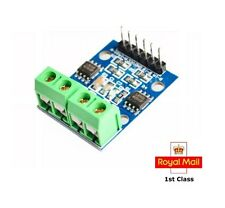 New L9110S H-bridge Dual DC Stepper Motor Driver Controller Board for Arduino
