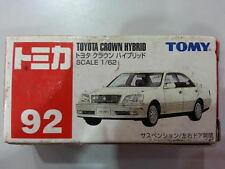 Tomy Tomica Diecast # 92 - Toyota Crown Hybrid NEW
