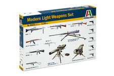 Italeri 1/35 Modern Light Weapons Set # 6421