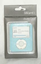 Turquoise Case Suitable for Apple 3G Ipod nano, QTY: 1