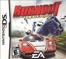 Burnout Legends (Nintendo DS, 2005) - CARTRIDGE ONLY