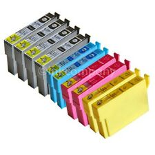 10 cartucce inchiostro compatibili per Epson sx130 sx125 sx445w Office bx305fw Plus