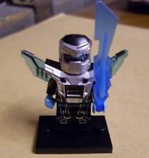 Lego Figur - Roboter ( Laser Schwert Helm Mech ) Collec. Minifig. Serie 15 Neu