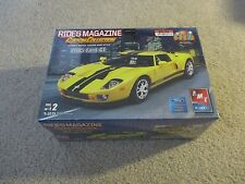 AMT Rides Magazine Custom Collection 2005 Ford GT 1:25 Kit MISB Sealed 2006