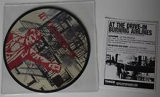"""AT THE DRIVE-IN / BURNING AIRLINES 7"""" *RAR* MARS VOLTA ANTEMASQUE"""