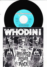 "7"" Whodini - The Haunted House of Rock ---------"