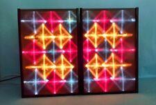 New pair de-ssco M-18-3D Color Organ Light Displays