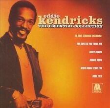 1 CENT CD The Essential Collection by Eddie Kendricks (CD, Apr-2002, Spectrum)