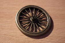 Dolls House miniature Metal decorative Wheel Garden Conservatory Study etc LGW