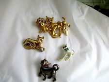 BROOCHE'S/PINS  ANIMAL'S CAT'S  ONE DOG PIN