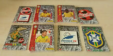 Panini Coca Cola Brazil France 98 World Cup 1998 * Complete Set of 60 Cards RARE