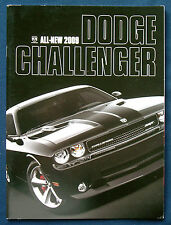 Prospekt brochure 2009 All New Dodge Challenger  (USA)