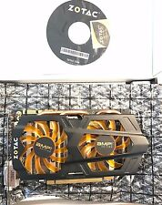 Zotac GeForce NVidia GTX 660 Ti AMP EXTREME ED ZT-60905-10P 2GB GDDR5 SDR PCI-E