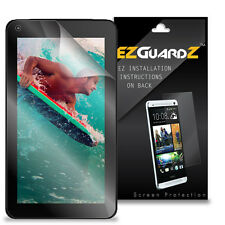 1X EZguardz LCD Screen Protector Skin Shield HD 1X For NuVision 7.0 Tablet TM700