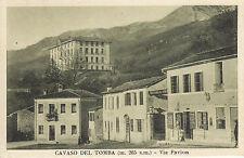 CAVASO DEL TOMBA - VIA PAVION