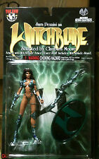 MAC : WITCHBLADE Series 1 FULL SET of 4 action figures, Original versions, MIP