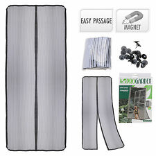 Mesh INSETTO REPELLENTE PORTA SCHERMO Magnetico Insetto Fly Bug MOSQUITO DOOR Curtain