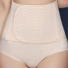 Body Shaper Tummy Trimmer Waist Cincher Shapewear Girdle Corset Slimming Belt
