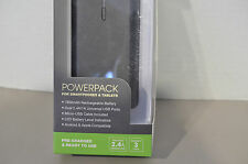 PNY PowerPack 7800mAh for SMARTPHONES & TABLETS -  ANDROID & APPLE COMPATIBLE