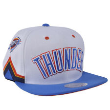 Original OKC Thunder Mitchell Ness NBA Authentic Sports Apparel Snapback Hat